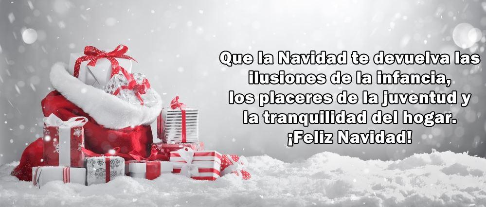 Imagenes de Navidad con Frases