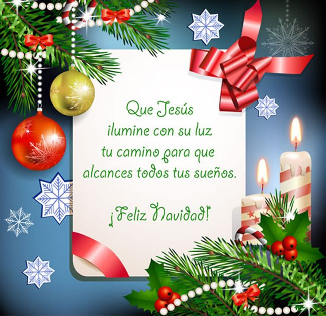 Felicitaciones Para Navidad 2019.Feliz Navidad 2019 20 Frases Imagenes Y Felicitaciones