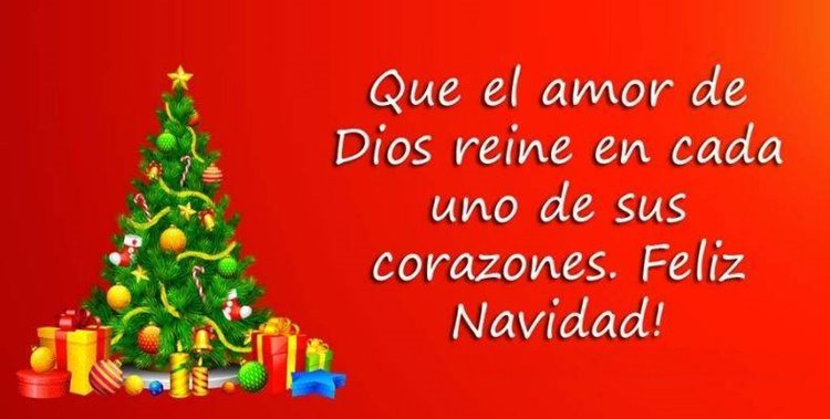 Frases De Navidad Para La Familia Cortas.Feliz Navidad 2019 20 Frases Imagenes Y Felicitaciones